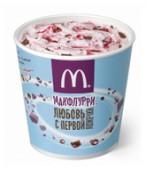 Макфлурри Де Люкс Клубнично-Шоколадное